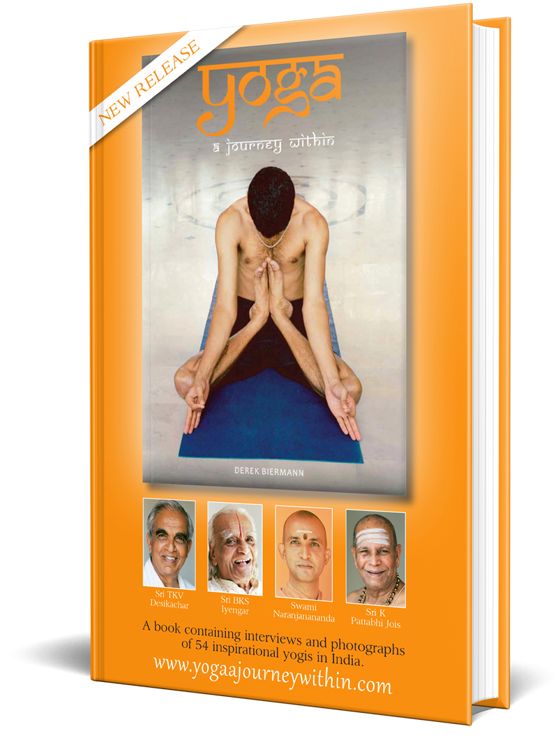 Yoga, A Journey Within, Cover